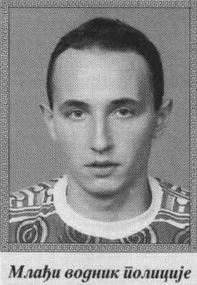 SAVIĆ (Rodoljuba) ALEKSANDAR